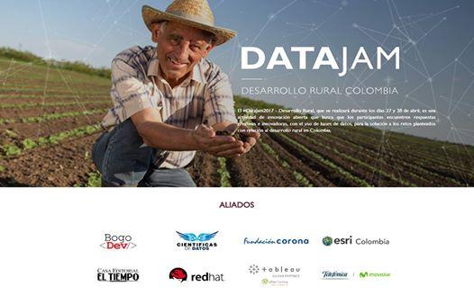 Data Jam – Desarrollo Rural Colombia 2017