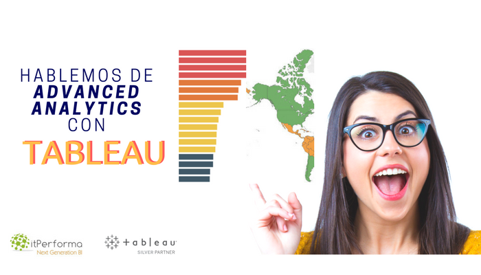 Hablemos de Advanced Analytics con Tableau Software